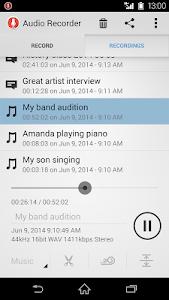 Audio Recorder v1.00.13