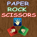 paper, rock, scissors icon