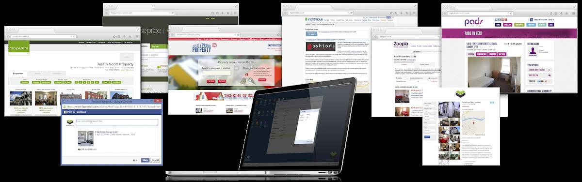 Portal Uploads & Social Media
