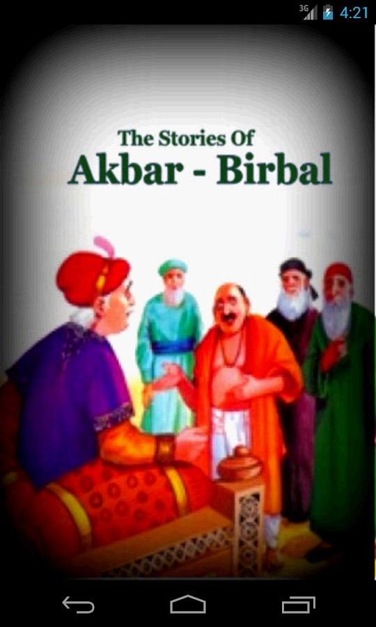 Akbar Birbal Stories (Hindi) - screenshot