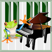 Toddler Froggy Piano