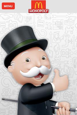 McD Monopoly - screenshot