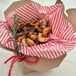 Ina Garten'S Chipotle & Rosemary Spiced Nuts Recipe