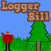 Logger Bill On Fire