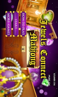 Jewels Connect Mahjong Free - screenshot thumbnail