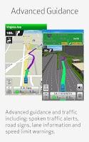 Screenshot of VZ Navigator
