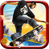 Skate Board Madness ( 3D Game)