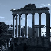 Ancient Rome Temple wallpaper