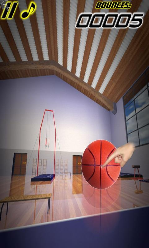 BallUp Free- screenshot