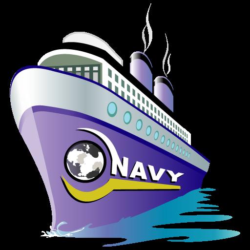 navy LOGO-APP點子