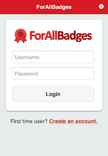 ForAllBadges - screenshot thumbnail