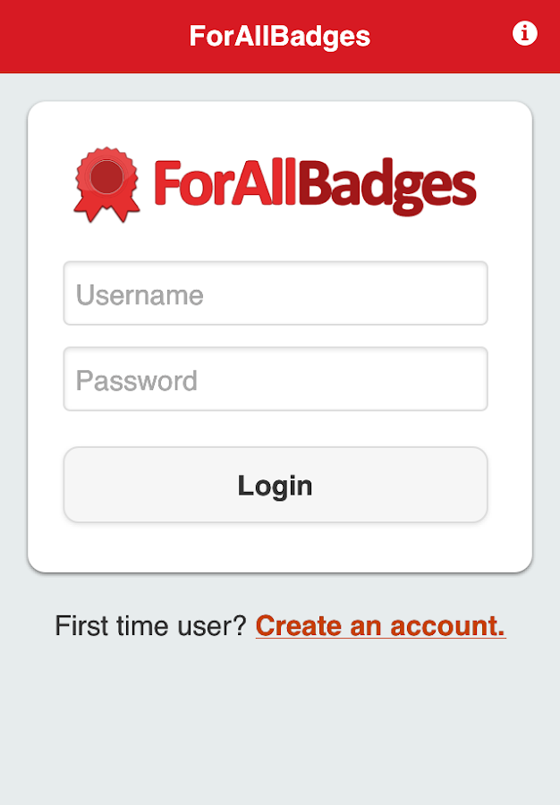 ForAllBadges - screenshot