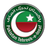 3d Tehreek-e-Insaf Flag (PTI)