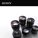 Sony Lenses icon