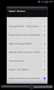 Best Psytrance Radios - screenshot thumbnail