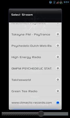 Best Psytrance Radios - screenshot