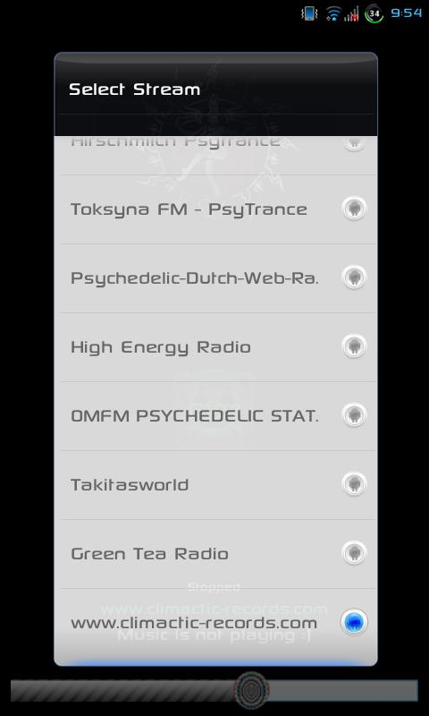 Best Psytrance Radios - screenshot
