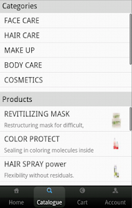 Your Cosmetic Shop screenshot 1