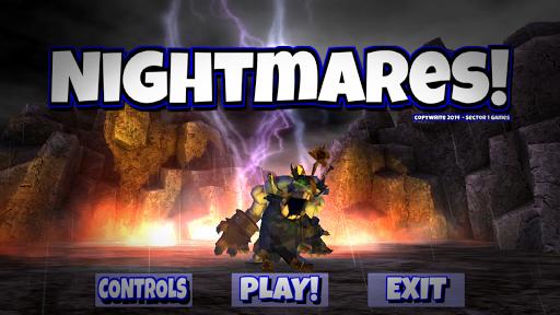 Nightmares 3D