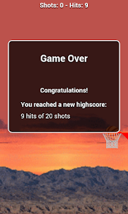 Basketball Free- screenshot thumbnail