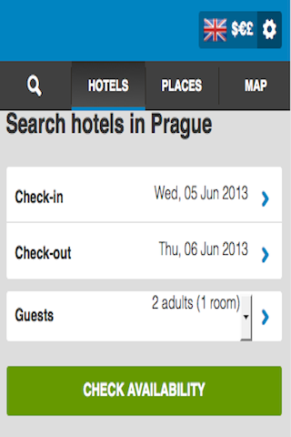 Prague Hotels Booking Cheap