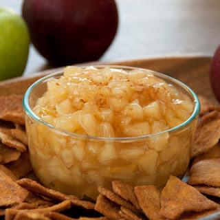 Fresh Apple Pie Dip.
