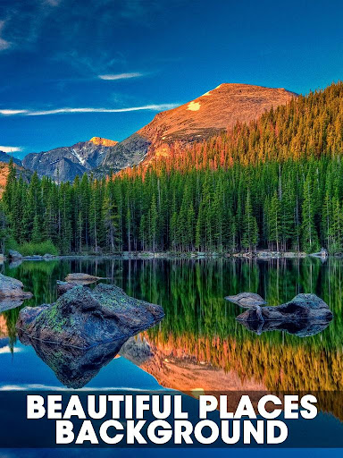 Beautiful places backgrounds