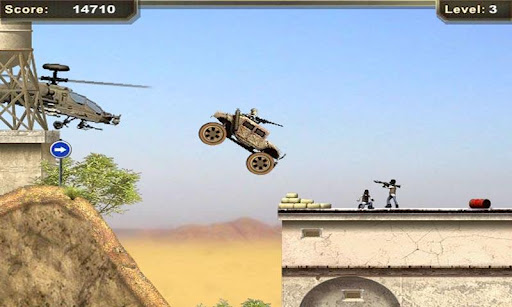 War Machine Hummer v1.0.0 Android Game Apk Download