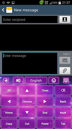 Keyboard Galaxy 3.1 screenshot 191974