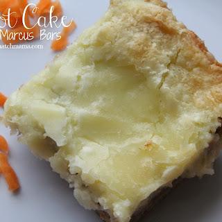 Carrot Cake Neiman Marcus Bars