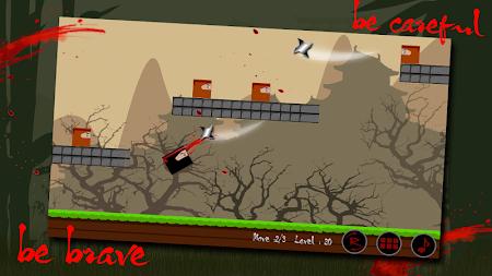 Ninja Invincible - ninja games 2.9 screenshot 135162