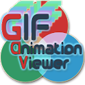 Gifアニメビューワ icon