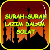 SURAH LAZIM DALAM SOLAT