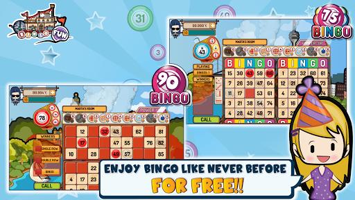 Bingo Fun - Free Bingo