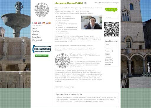 Avvocato Perugia Pottini Aless