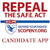 SAFE Act Voter App