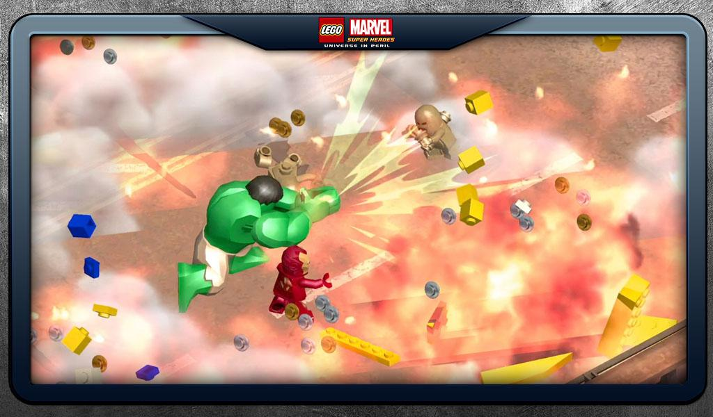 LEGO ® Marvel Super Heroes screenshot #4