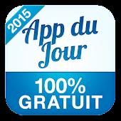 App du Jour - 100% Gratuit