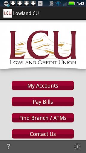 【免費財經App】Lowland Credit Union-APP點子