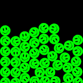 PowerSmileys Live Wallpaper