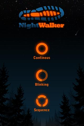 Night Walker - screenshot