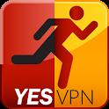 Yesvpn一键VPN拨号安卓4 版本 icon