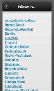 112 Meldingen (P2000) - screenshot thumbnail