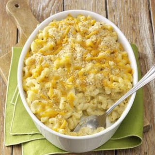 Herbed Macaroni and Cheese.