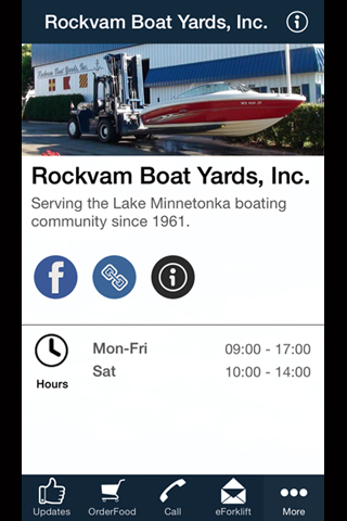 Rockvam Boat Yards Inc.