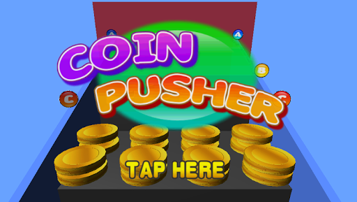 Drop Coin Coin Pusher