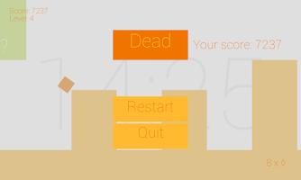 Screenshot of Square Jump
