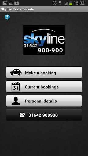 【免費交通運輸App】Skyline Taxis Teesside-APP點子