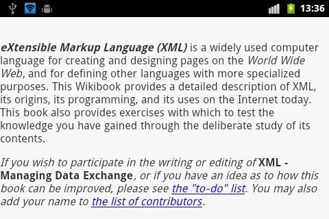 Online XML Reader/Viewer - Nicer Tutor