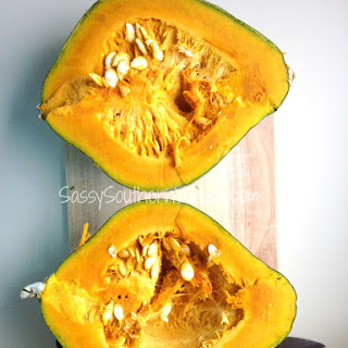 Hubbard Squash {How to Cook}.